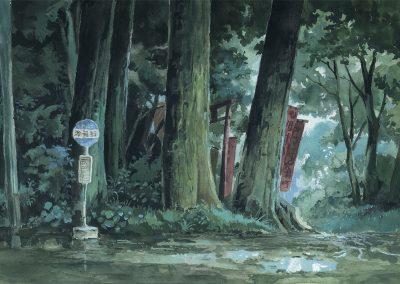 Etude Ghibli 02