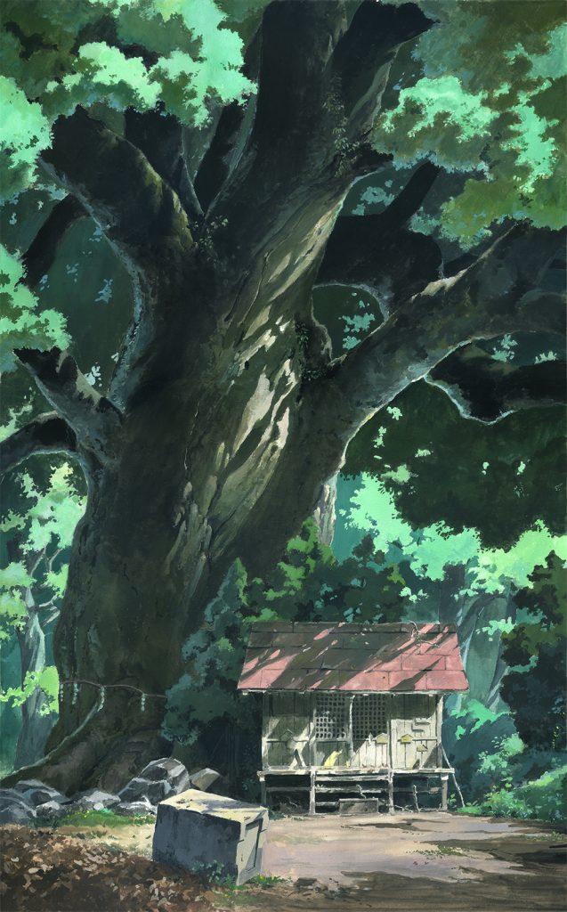 Etude Ghibli 13